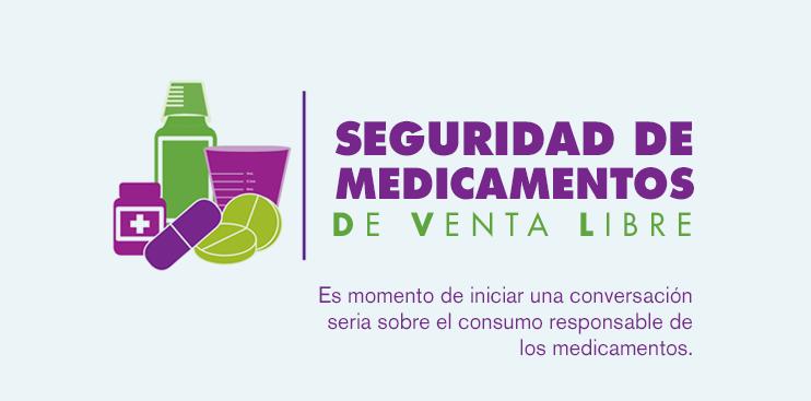 Logo de Over the Counter Medicine Safety