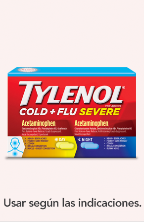 tylenol cold and flu severe